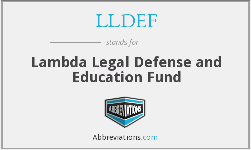 What does LLDEF stand for?