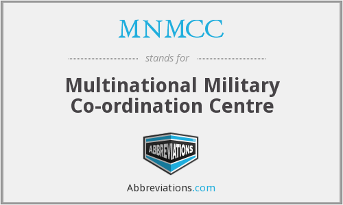 What does MNMCC stand for?