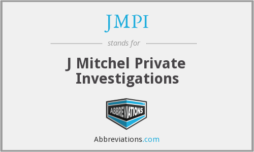 JMPI - J Mitchel Private Investigations