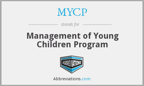 What does MYCP stand for?
