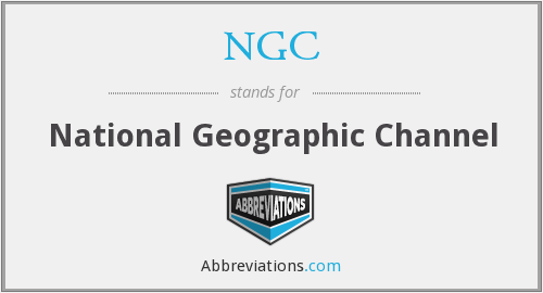 NGC - National Geographic Channel