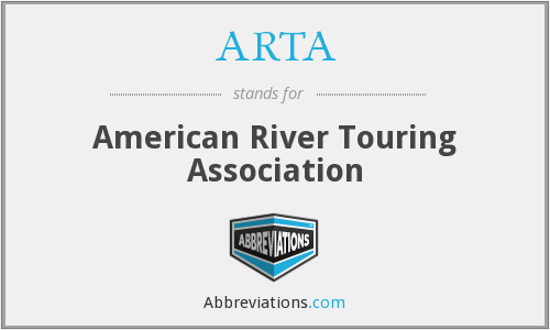 ARTA - American River Touring Association