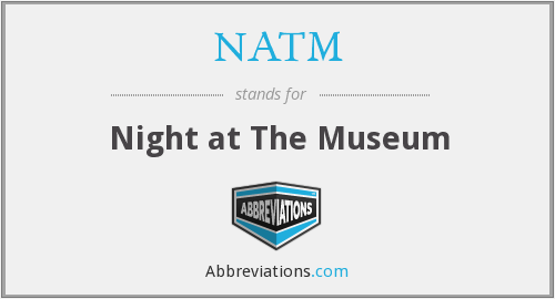 What does NATM stand for?