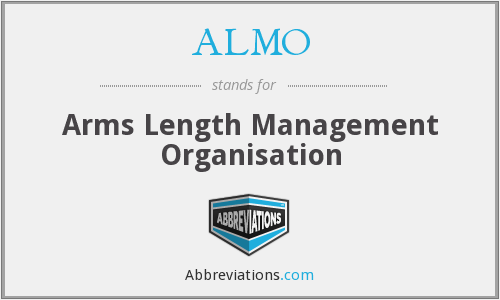 What does ALMO stand for?