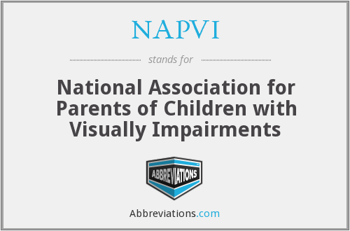 What does NAPVI stand for?