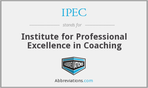 What does IPEC stand for?