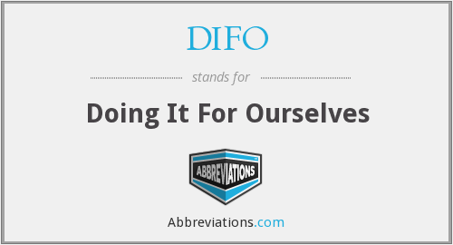 What does DIFO stand for?