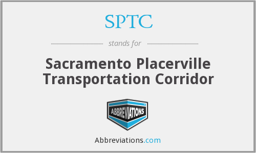 What does SPTC stand for?