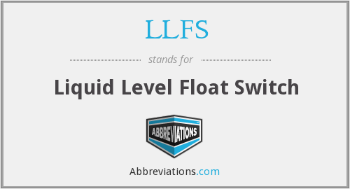 What does LLFS stand for?