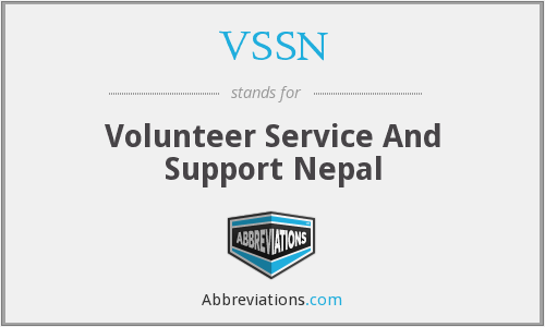 What does VSSN stand for?