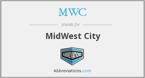MWC - MidWest City