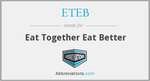 What does ETEB stand for?