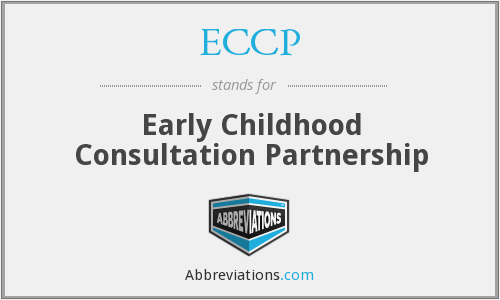 ECCP - Early Childhood Consultation Partnership