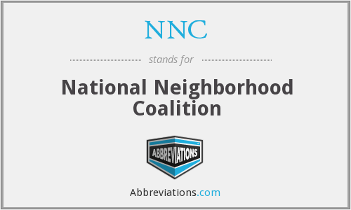 NNC - National Neighborhood Coalition