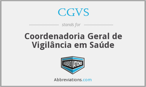 What does CGVS stand for?