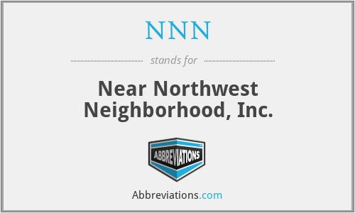 NNN - Near Northwest Neighborhood, Inc.