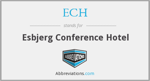 ECH - Esbjerg Conference Hotel