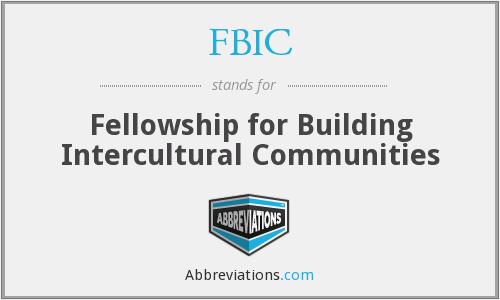 What does FBIC stand for?