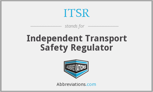 What does ITSR stand for?