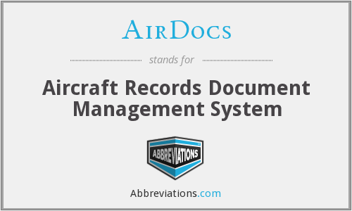 What does AIRDOCS stand for?