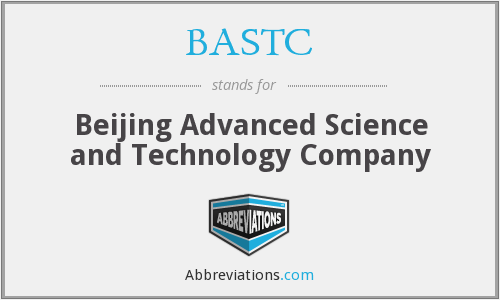 What does BASTC stand for?