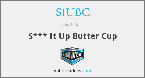 What does SIUBC stand for?