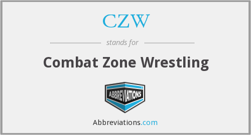 What does CZW stand for?