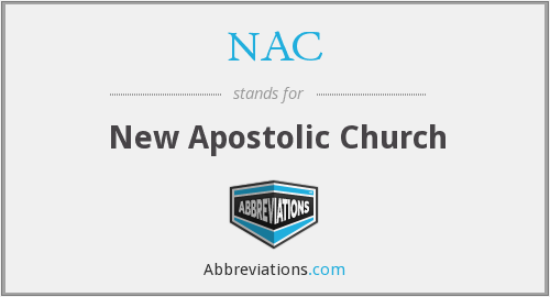NAC - New Apostolic Church