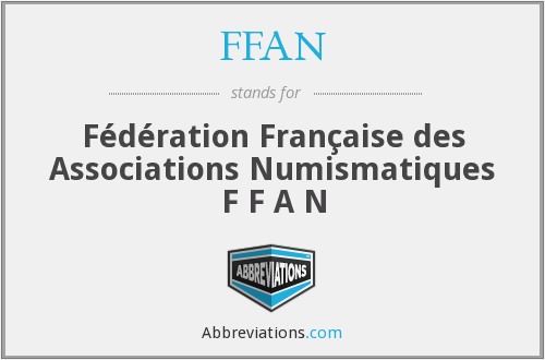 What does FFAN stand for?