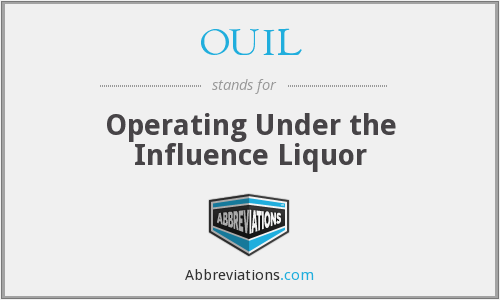 What does OUIL stand for?