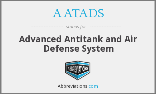 What does AATADS stand for?