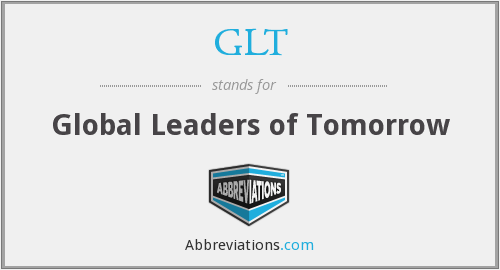 GLT - Global Leaders of Tomorrow