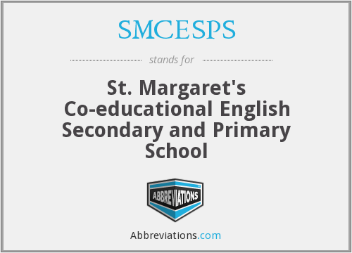 What does SMCESPS stand for?
