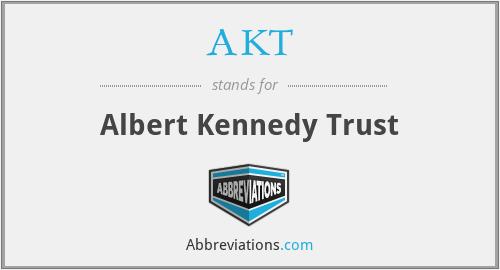 AKT - Albert Kennedy Trust