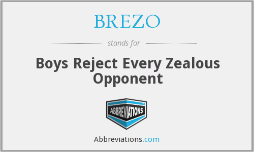 What does BREZO stand for?