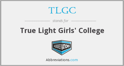 What does TLGC stand for?