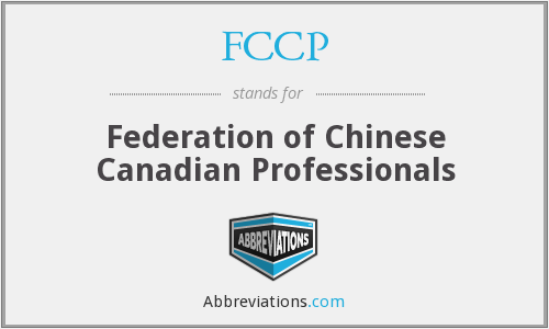 What does FCCP stand for?