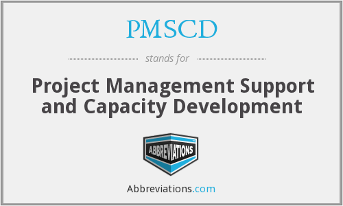 What does PMSCD stand for?