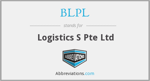 What does BLPL stand for?