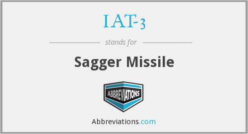 What does IAT-3 stand for?