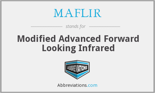 What does MAFLIR stand for?