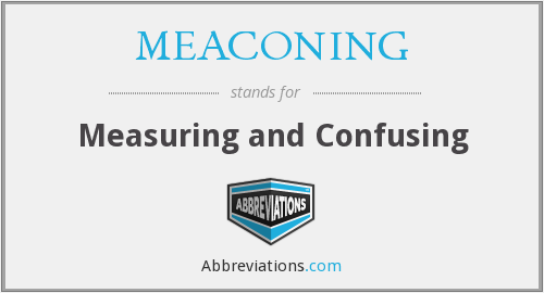 What does MEACONING stand for?