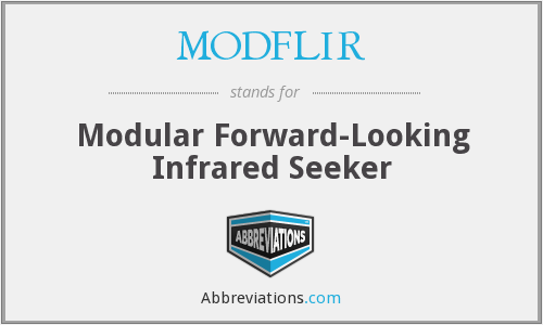 What does MODFLIR stand for?