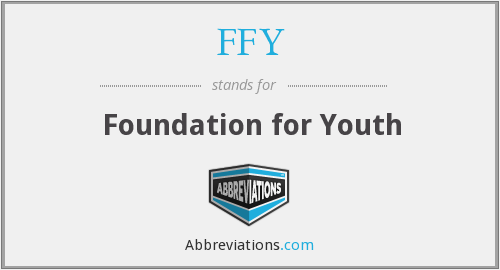 FFY - Foundation for Youth