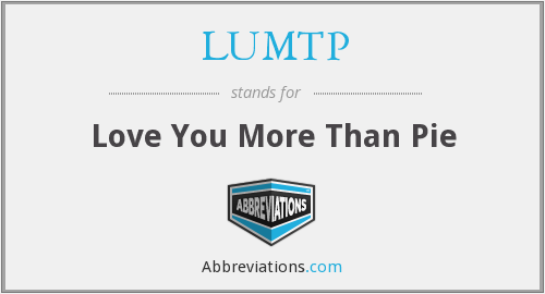 What does LUMTP stand for?