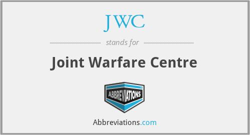 JWC - Joint Warfare Centre