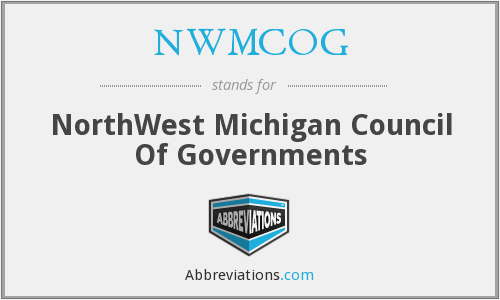 What does NWMCOG stand for?
