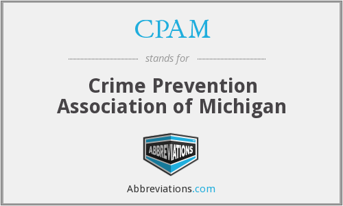 CPAM - Crime Prevention Association of Michigan
