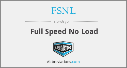 What does FSNL stand for?