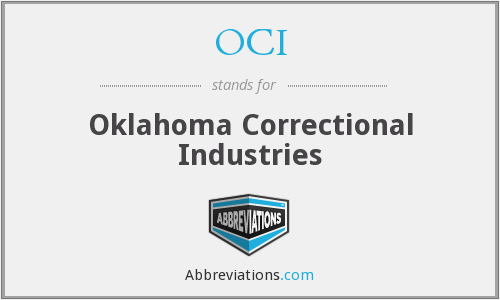 What does OCI stand for?